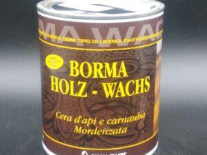 Cera d'api e carnauba in pasta Borma HolzWachs