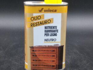 Ravvivante per legno Olio Restauro neutro Veleca